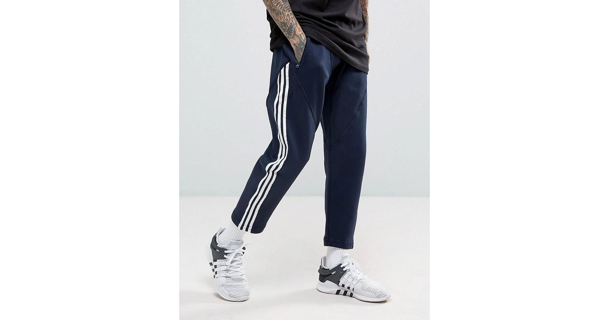 b4bb20285f0 adidas Originals Tokyo Pack Nmd Joggers In Blue Bk2210 in Blue for Men -  Lyst