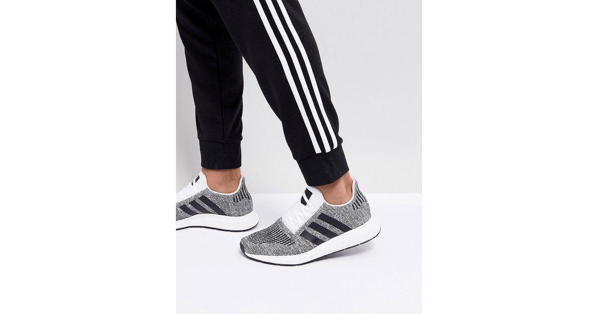 adidas Swift Run Primeknit Sneakers In CQ2889 ujXsoD2