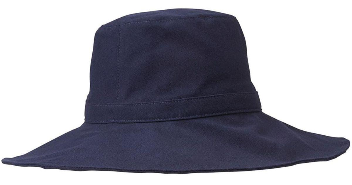 Lyst - Athleta Upf Canvas Hat in Blue 8ddbee23580c