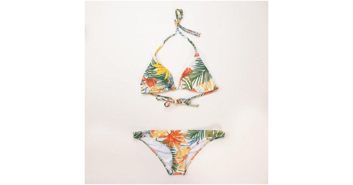 9049f85d60 Rhythm Tropicana Paradise Cheeky Bikini Bottoms - Lyst