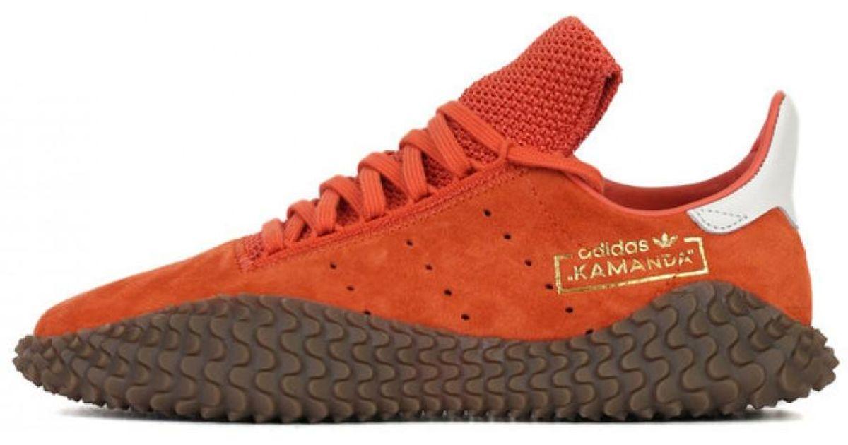 timeless design 18e49 df151 Lyst - adidas Kamanda 01 Red in Red for Men