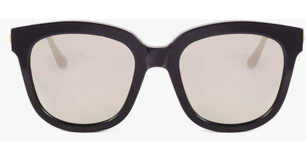 b7f093ed38a Gentle Monster Absente Sunglasses in Black - Lyst