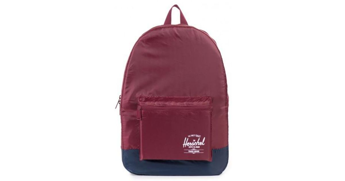 ee4910b3ac Herschel Supply Co. Pa Daypack Backpack in Pink for Men - Lyst
