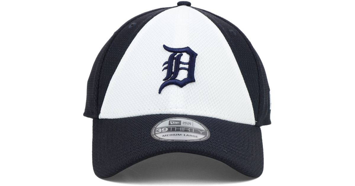 a03d20294e2 Lyst - Ktz Detroit Tigers 2014 All Star Game 39Thirty Cap in Blue for Men