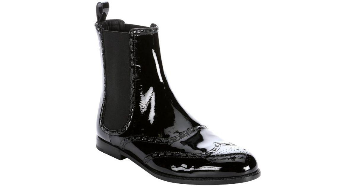 Bottega Veneta Leather Riding Boots eO7RoIge