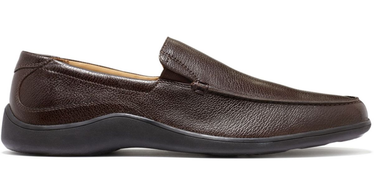 7bce2d2ce71 Lyst - Cole Haan Dalton 2 Gore Loafers in Brown for Men