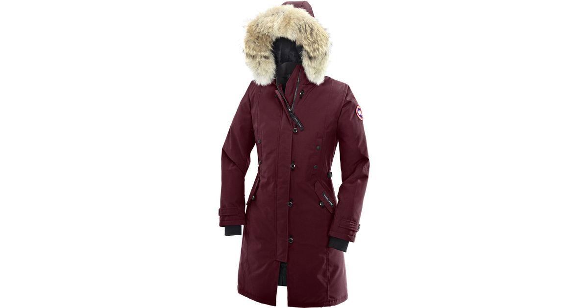 cheap canada goose kensington parka women on sale in our