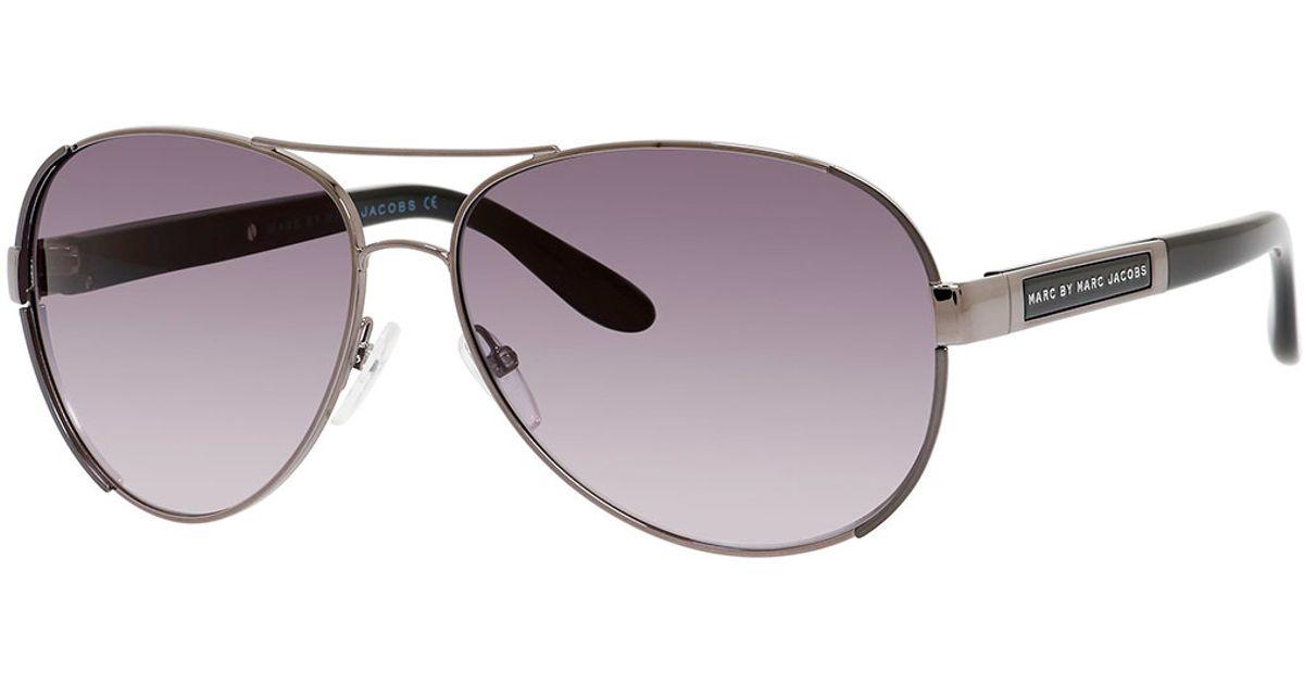 marc jacobs sunglasses aviator. Black Bedroom Furniture Sets. Home Design Ideas