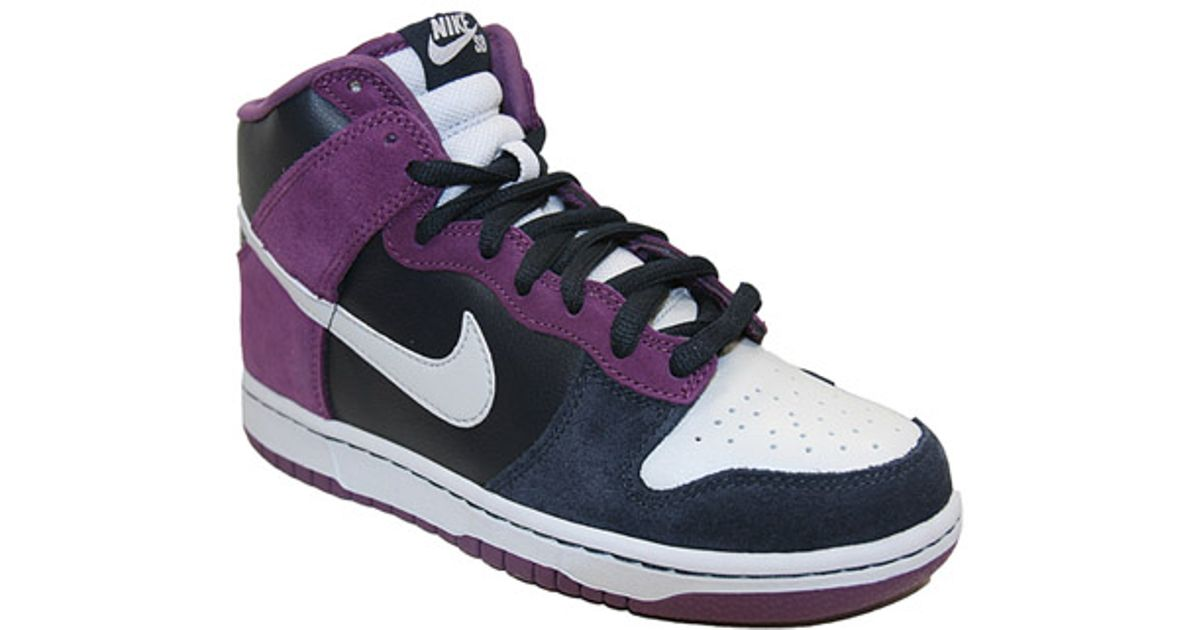 on sale 340c5 2c389 Nike - Purple Sb Dunk High Premium