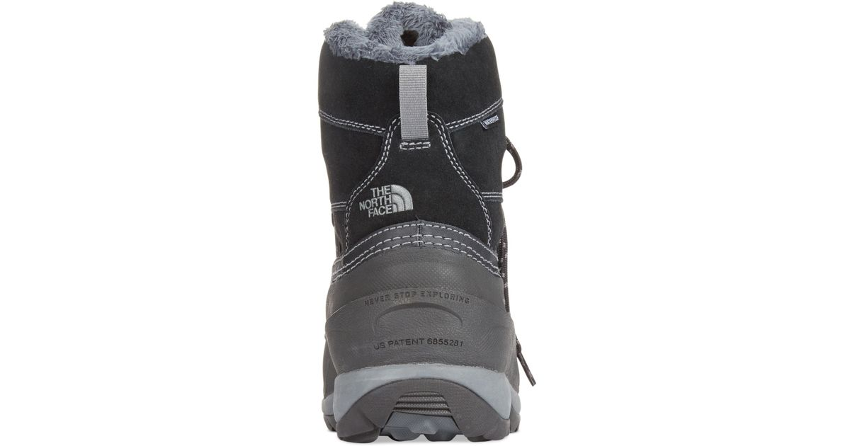 Women's North Lyst Face Gray In Boots Chilkat The Iii qpZUgOZ