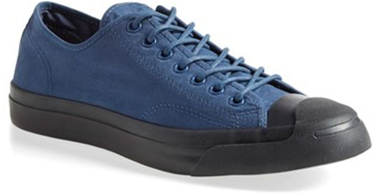 1c63993f7911 Converse  Jack Purcell - Jack  Sneaker in Blue for Men - Lyst