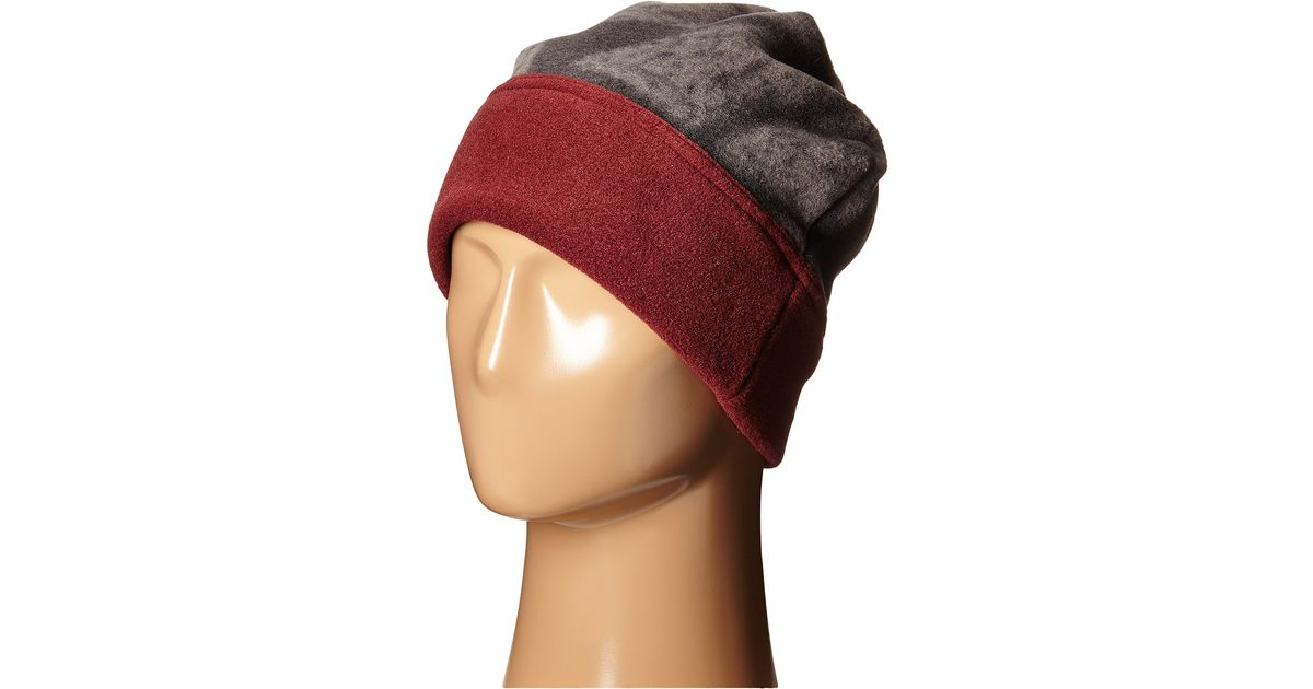 01c9caf5381d2 Lyst - Patagonia Synch Alpine Hat in Gray for Men