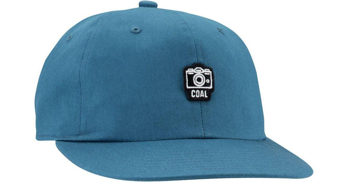 9d9deb8f740 Lyst - Coal Junior Hat in Blue for Men