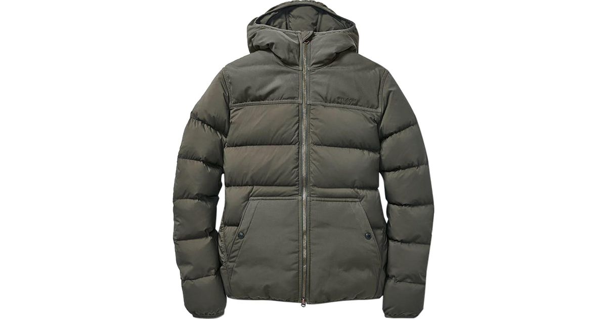 576f310dc57 Filson Featherweight Down Jacket in Green - Lyst