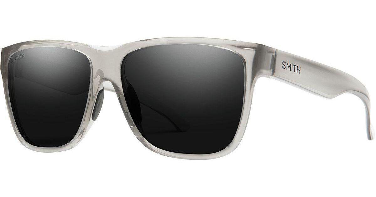 1930227b5d2 Lyst - Smith Lowdown Xl 2 Chromapop Polarized Sunglasses in Black for Men