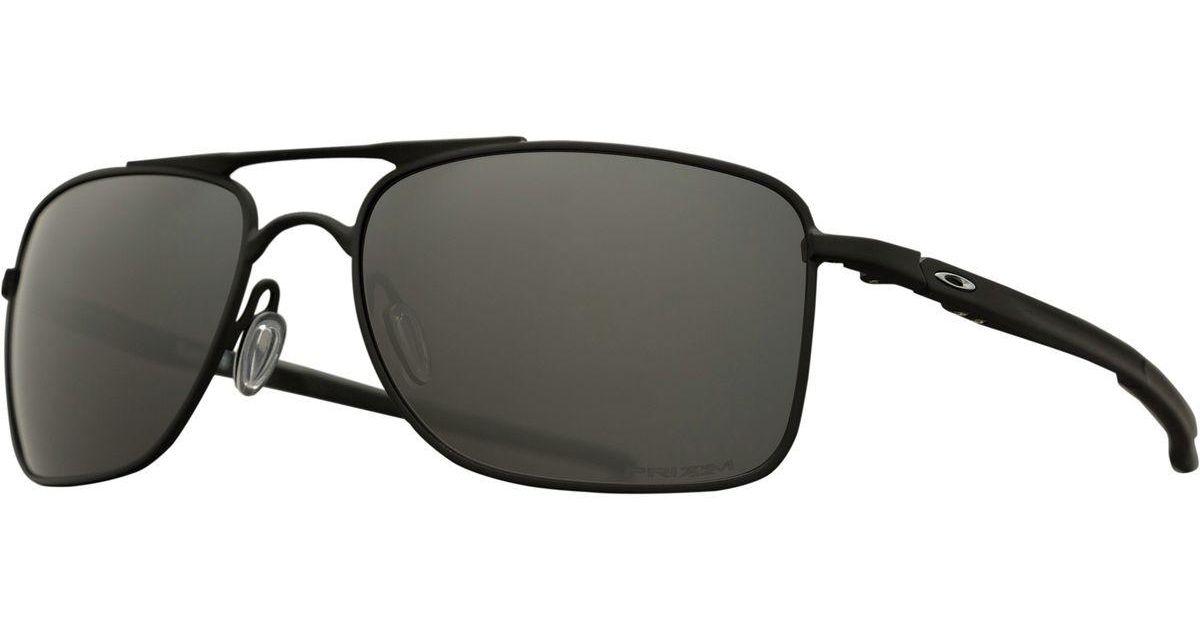 855f2fa270b Lyst - Oakley Gauge 8 M Sunglasses - Polarized in Black for Men