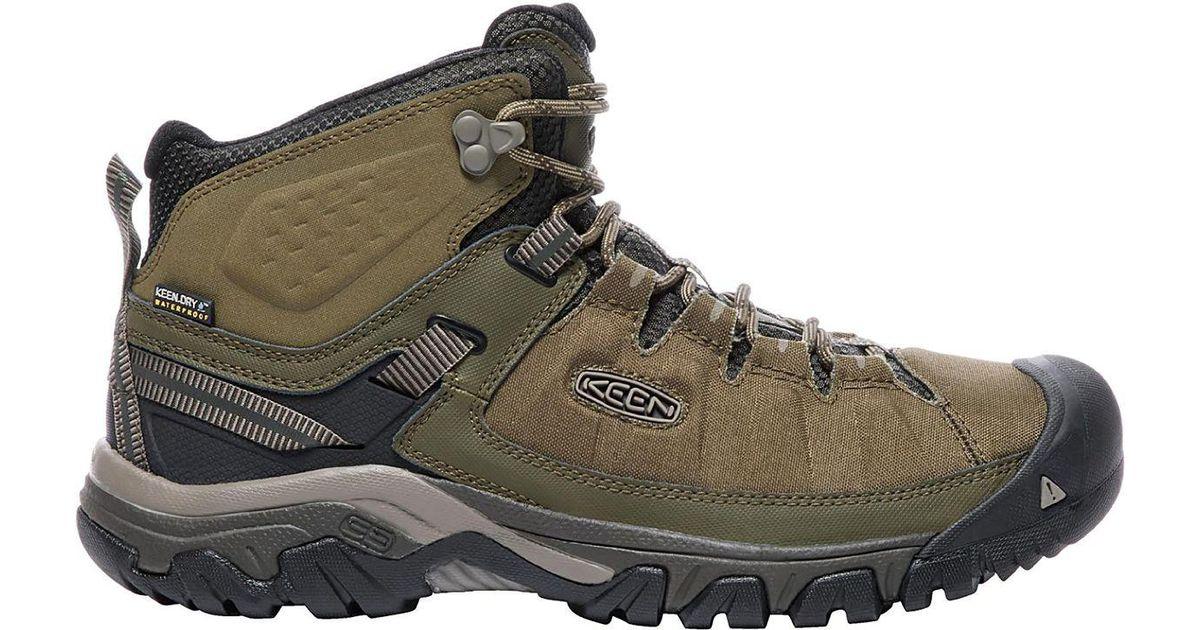 6444c355de73 Lyst - Keen Targhee Exp Mid Waterproof Boot in Green for Men
