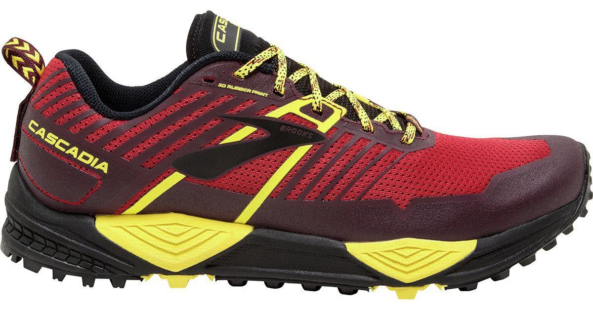 a557009fc02 Lyst - Brooks Cascadia 13 Trail Running Shoe for Men
