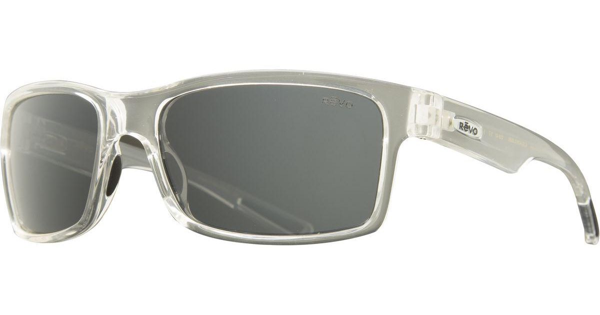 334c18ae65 Lyst - Revo Crawler Sunglasses - Polarized in Gray for Men