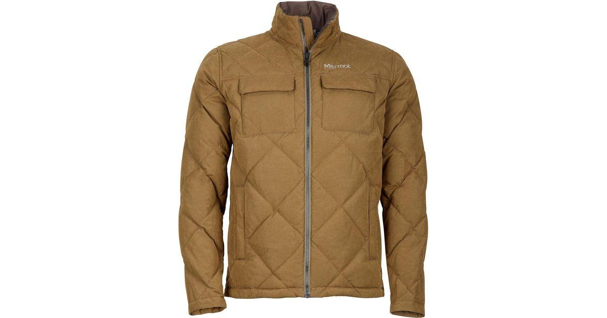 Lyst - Marmot Burdell Jacket for Men 5b3b7d544e