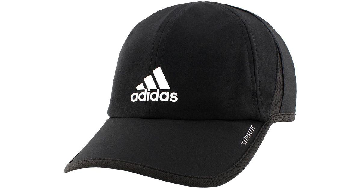 13baa7e4904 Lyst - Adidas Originals Superlite Cap in Black for Men