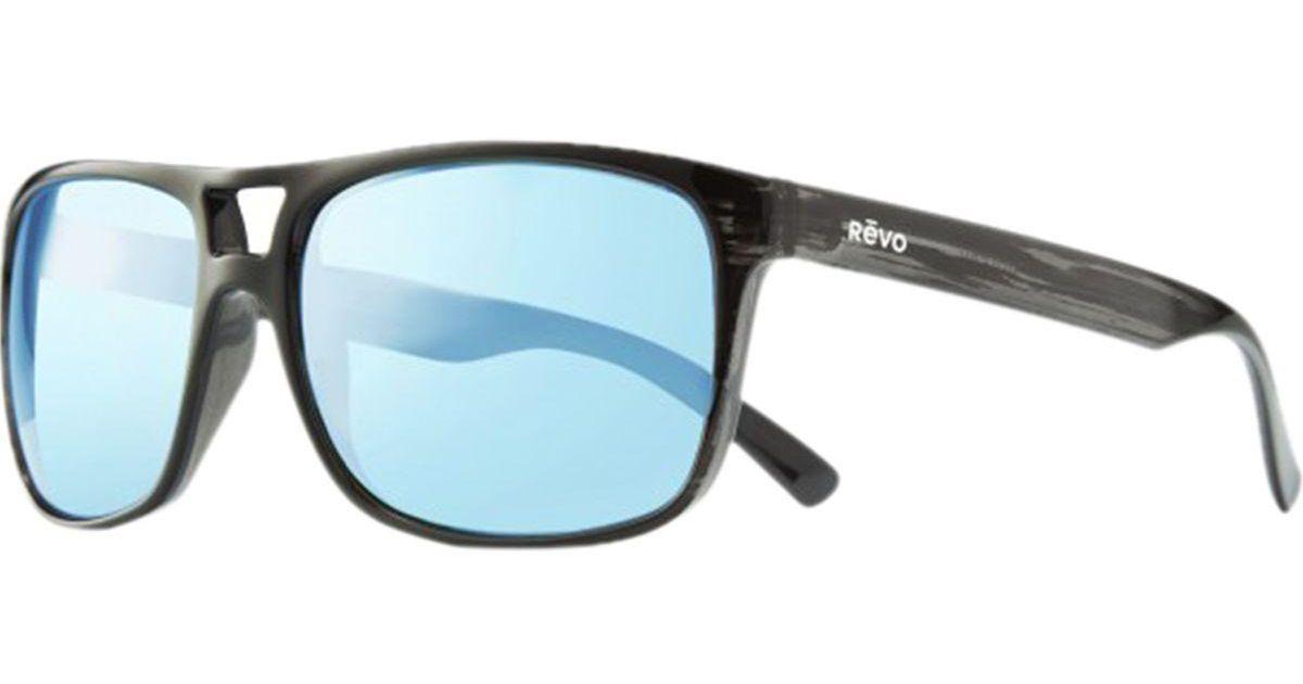 982e1a52484 Lyst - Revo Holsby Sunglasses - Polarized in Black for Men