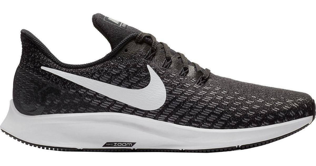 ecc69f0ccaa Lyst - Nike Air Zoom Pegasus 35 Running Shoe - Wide in Black for Men - Save  1%