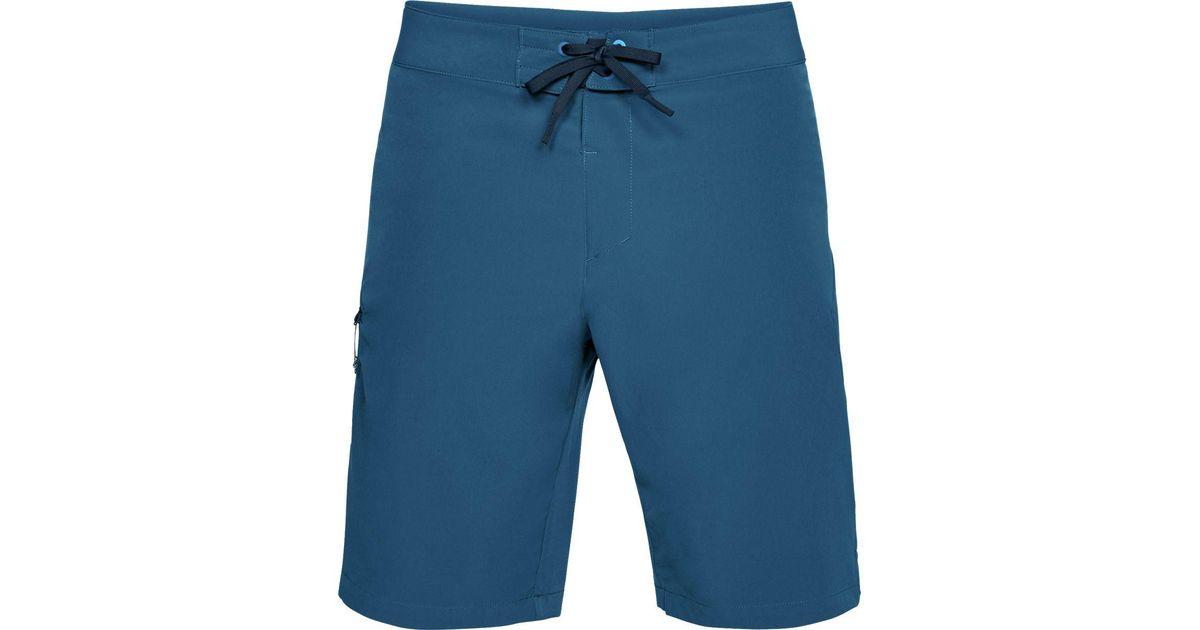 8ad765edd7 Lyst - Under Armour Reblek Board Short in Blue for Men