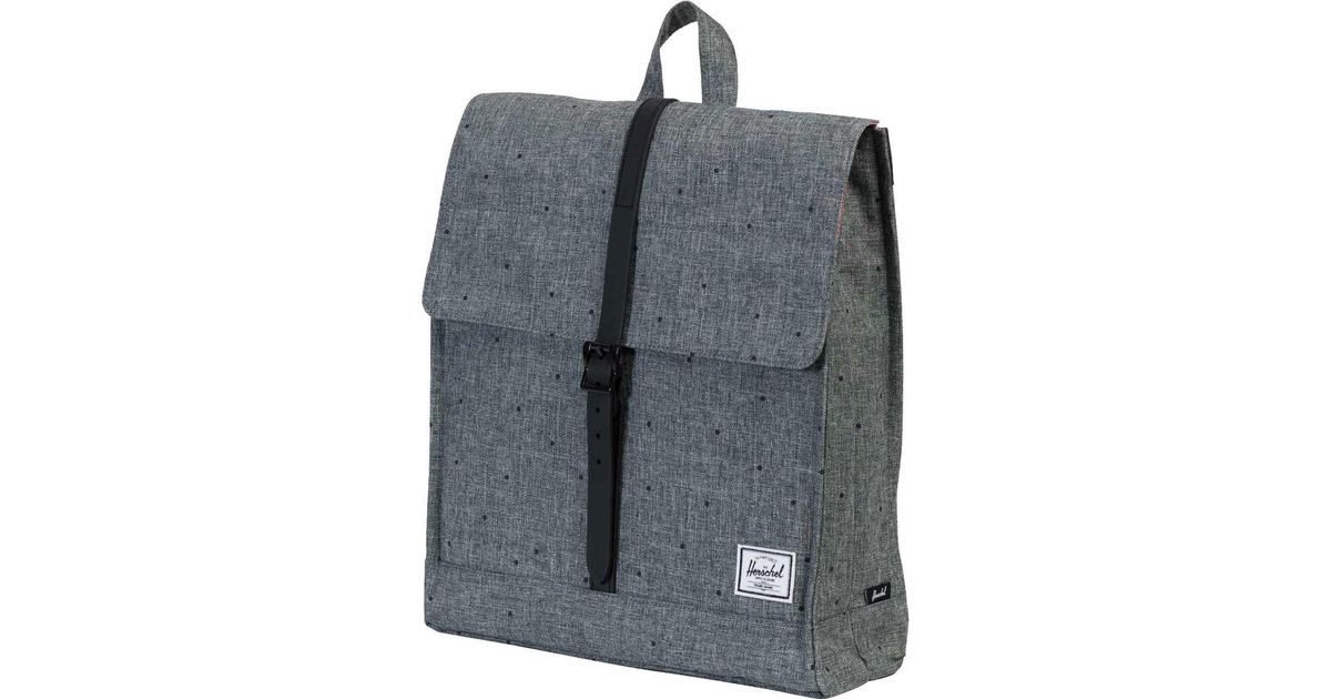 1598b3f0698 Lyst - Herschel Supply Co. City Mid-volume 14l Backpack in Black