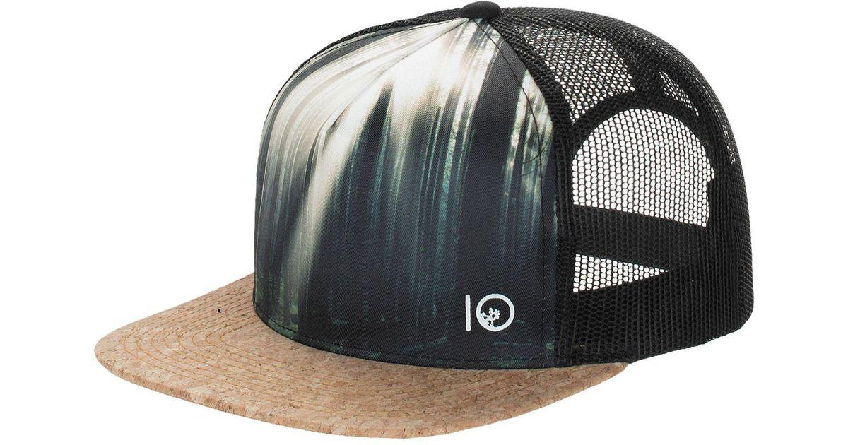 buy popular 743eb b843f inexpensive lyst tentree outlook trucker hat for men 2df3c 7e745
