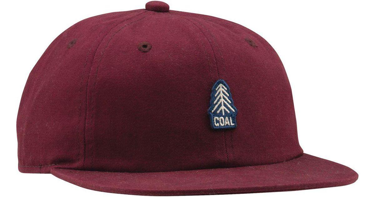 3c2dc74f2613f3 Lyst - Coal Junior Hat in Red for Men