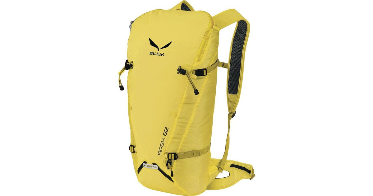 Lyst - Salewa Apex 22l Backpack in Yellow for Men eead87c68ebbc