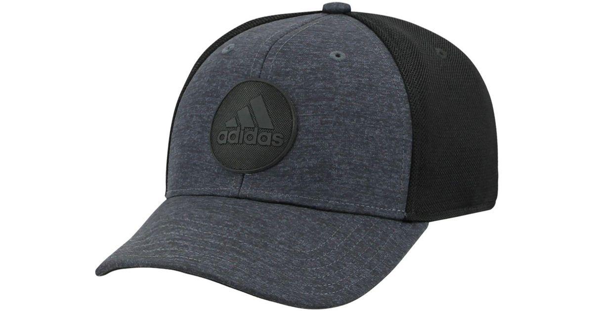 60ebe69c ... best price lyst adidas originals thrill snapback hat in black for men  0e239 2b767