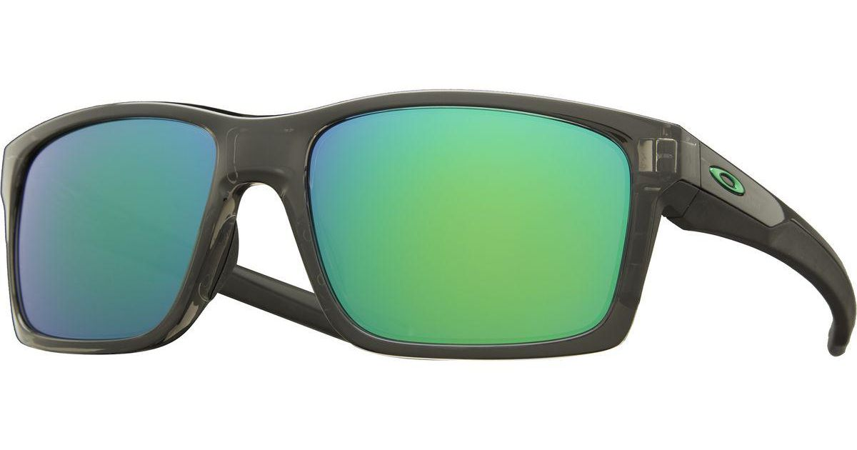a7ca8c71bf Lyst - Oakley Mainlink Sunglasses in Green for Men