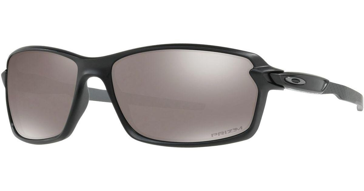 998f05a3fc4 Oakley - Black Carbon Shift Prizm Sunglasses - Polarized for Men - Lyst