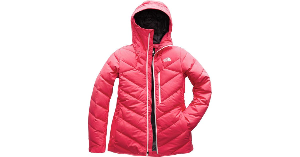 5b9074bb6 The North Face - Red Lostrail Jacket - Lyst