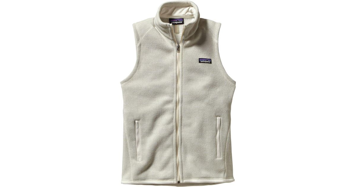 479bc0c4bbaabb Lyst - Patagonia Better Sweater Fleece Vest in Gray for Men