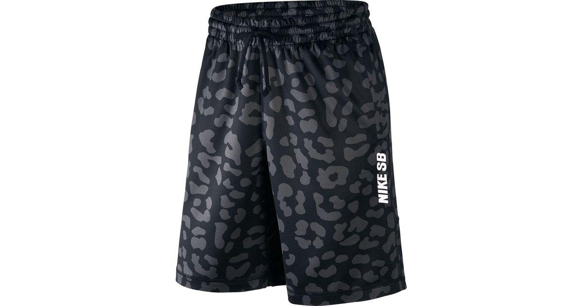 5b99b04b0 Lyst - Nike Sb Sunday Dri-fit Short in Black for Men