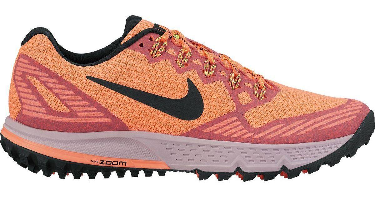 93d0a83598a8 Lyst - Nike Air Zoom Wildhorse 3 Trail Running Shoe