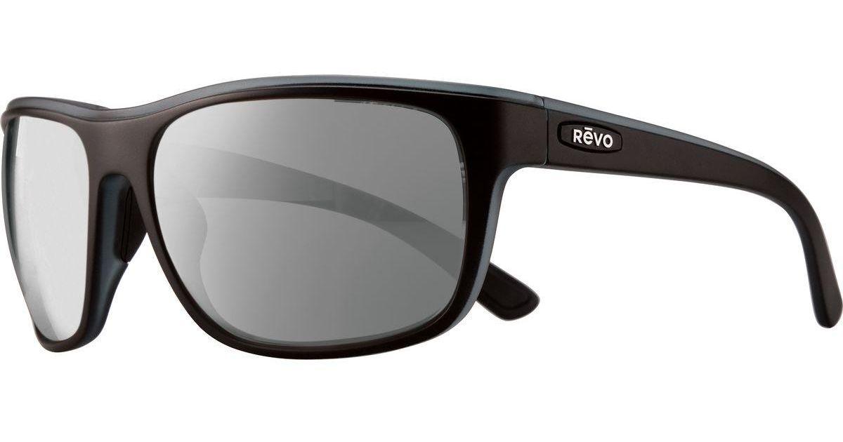 0cbbdd5953 Lyst - Revo Remus Sunglasses - Polarized in Black