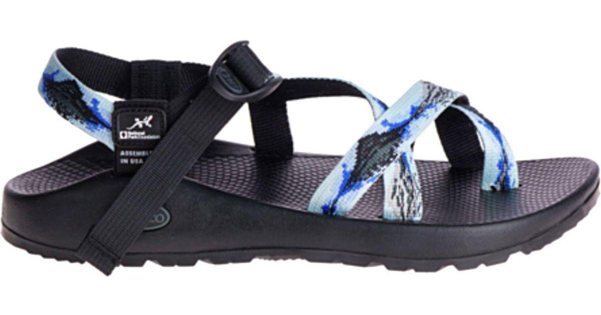 f8ea30d7d2b8 Lyst - Chaco National Park Z 2 Sandal in Black for Men