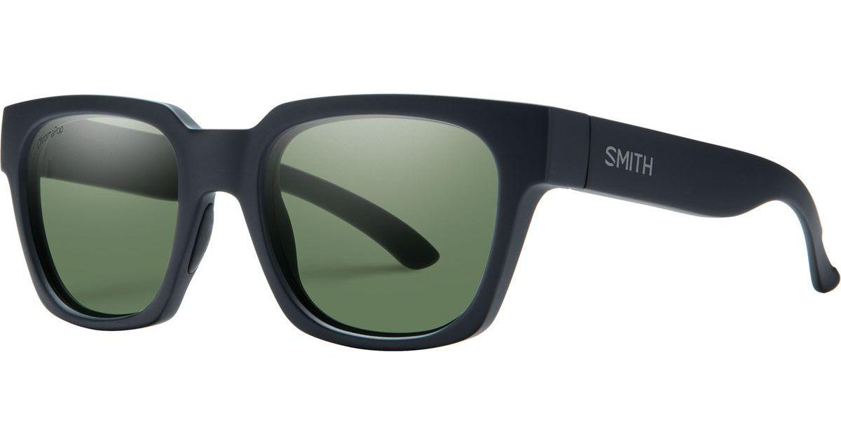 9db1418a10 Lyst - Smith Comstock Chromapop Polarized Sunglasses in Green for Men