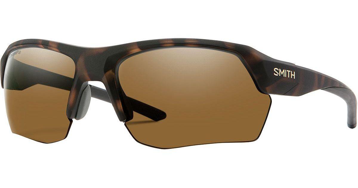38e9dd93a2 Lyst - Smith Tempo Max Chromapop Polarized Sunglasses in Brown for Men