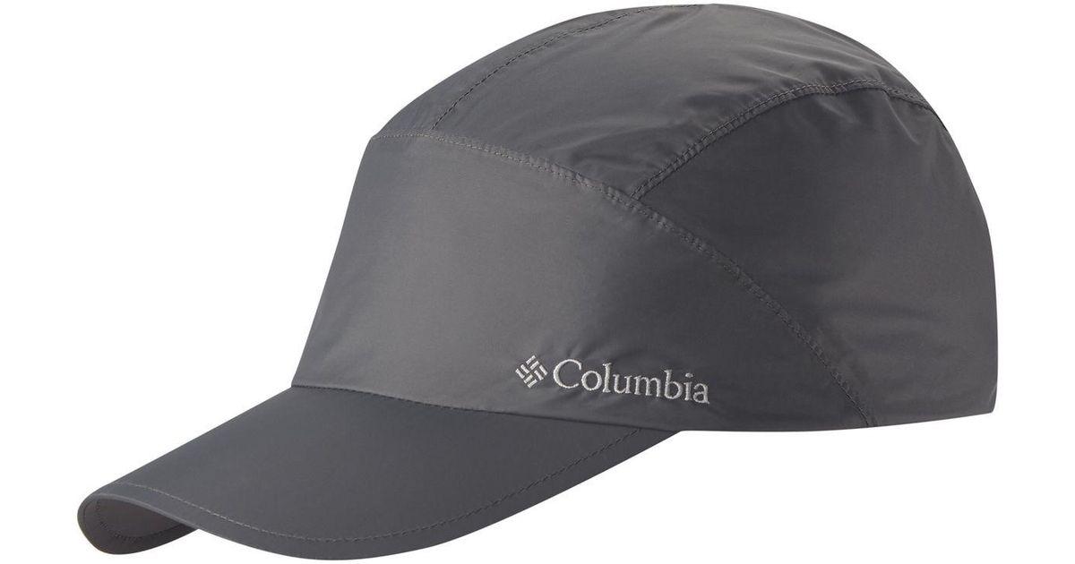 Lyst - Columbia Watertight Cap in Gray for Men 5821c86f69e