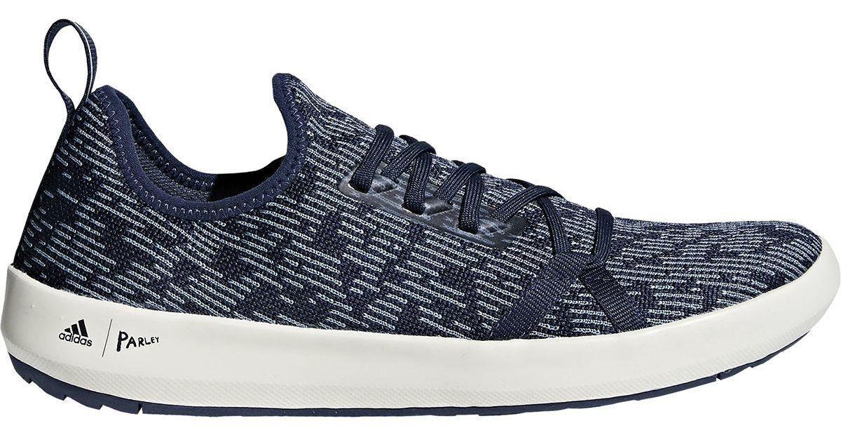 96299370491 Lyst - adidas Originals Terrex Climacool Boat Parley Shoe in Blue for Men