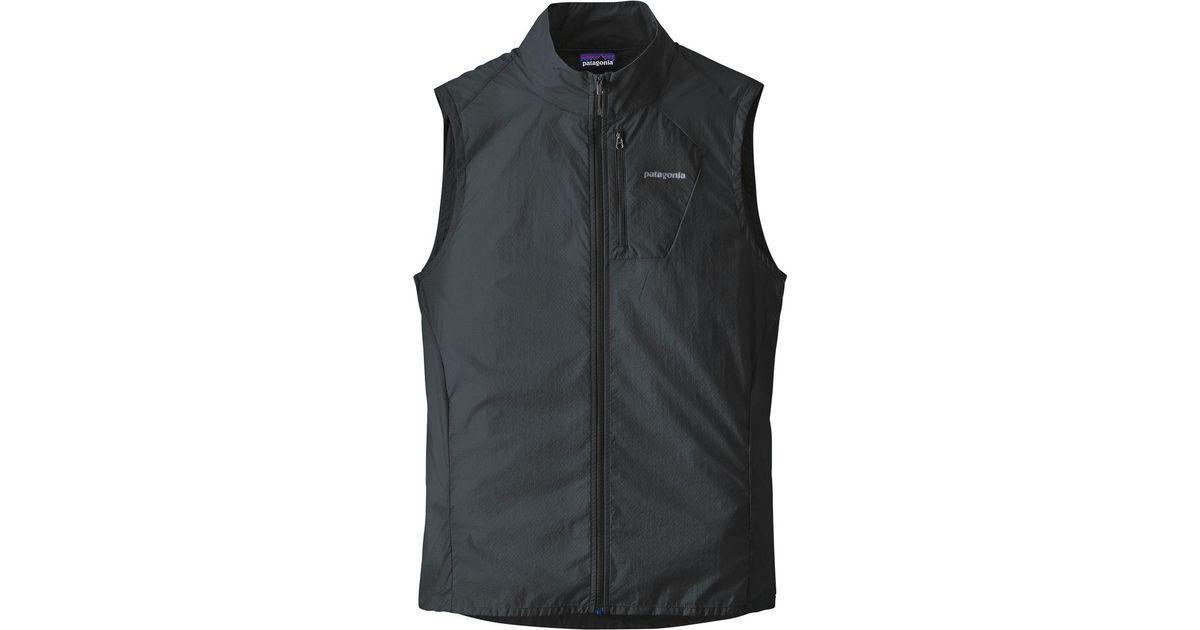 Houdini Patagonia Men Lyst Black Vest For OXZTlkPwiu