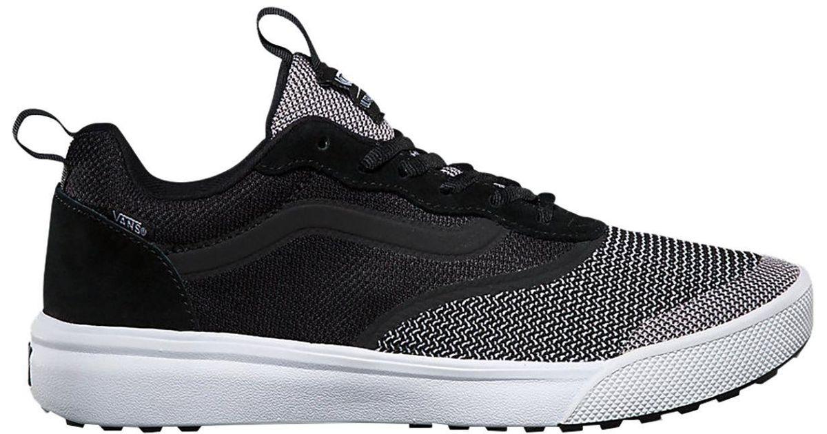 e61f1c92f6b3 Lyst - Vans Ultrarange Dx Shoe in Black for Men