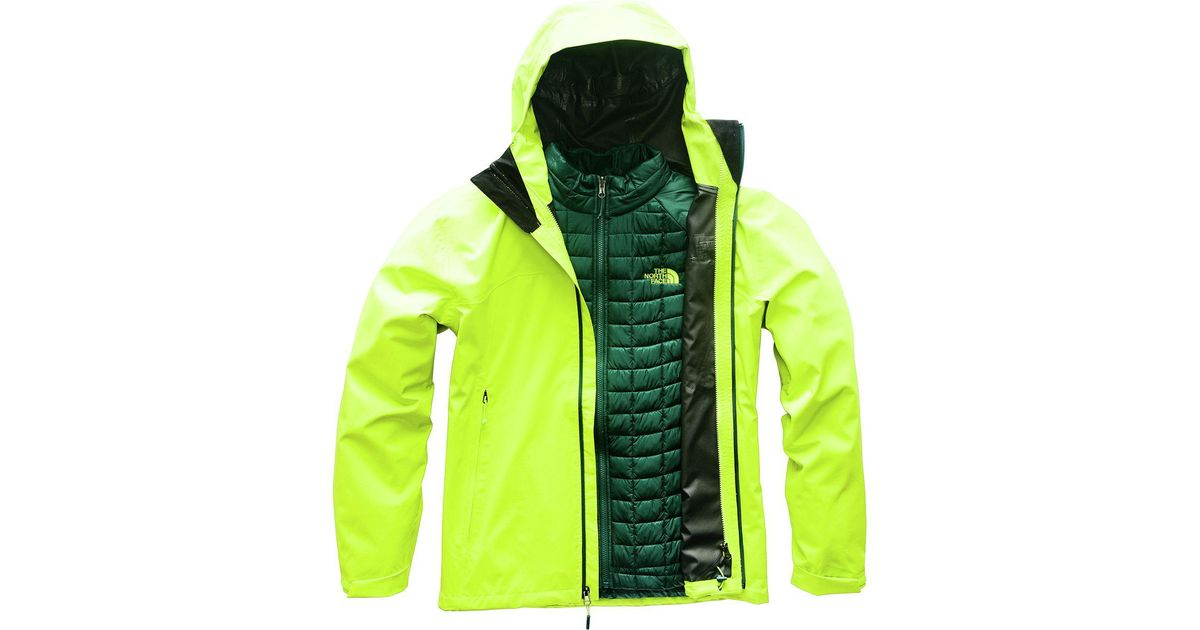 977c7b906 top quality the north face thermoball triclimate insulated jacket ...