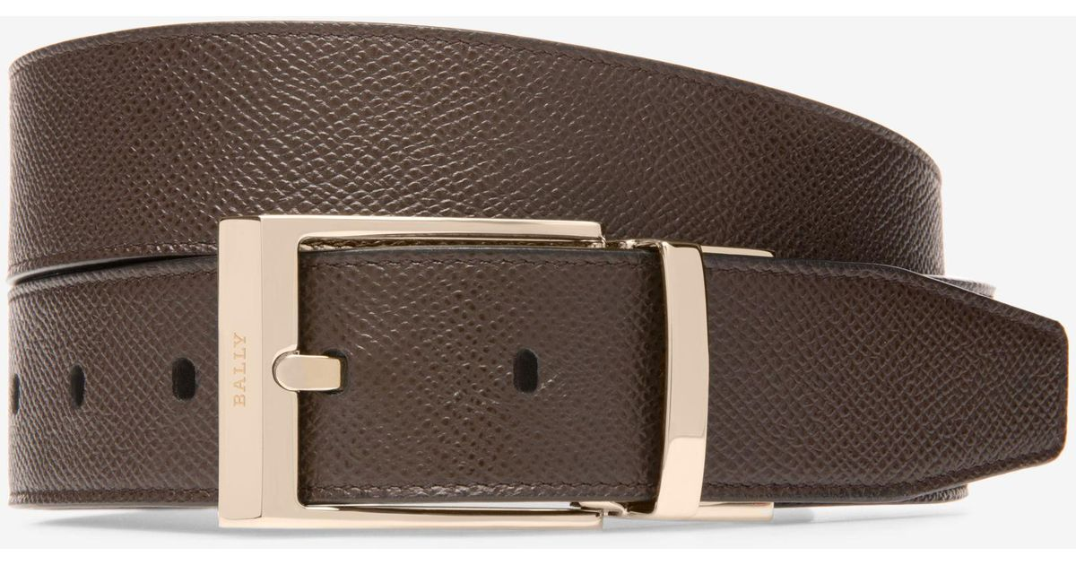Lyst - Bally Shiff 35mm in Brown for Men e1a2295aa74c