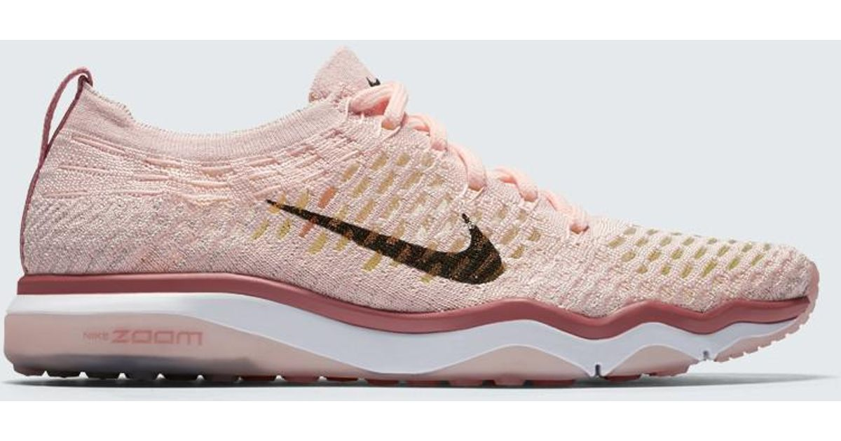 on sale 43c8c 16143 Lyst - Nike Air Zoom Fearless Flyknit Bionic in Pink